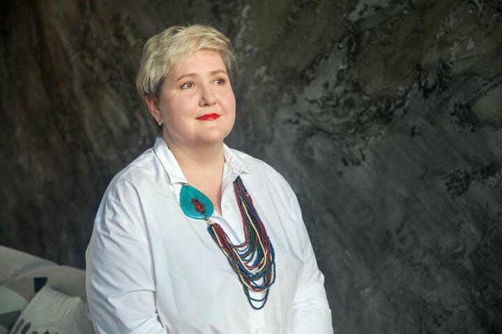 Ольга Луковецкая. Фото из ее личного архива