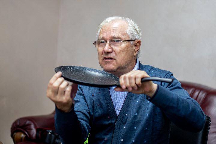 Юрий Плаксин. Фото из личного архива