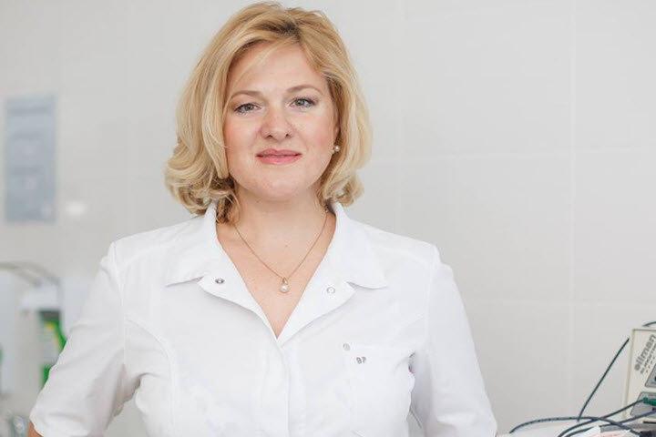 Елена Герасимович
