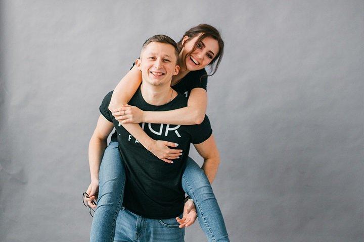 Андрей и Екатерина Муравские. Фото из личного архива