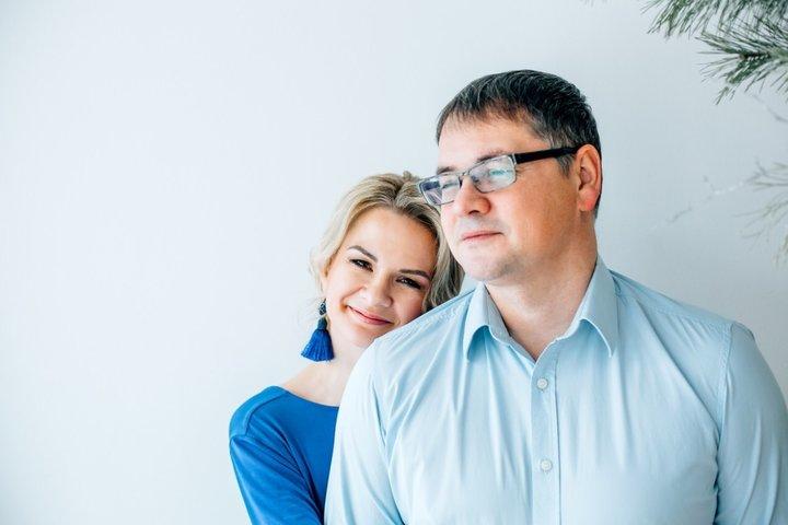 Анна и Виктор Послед. Фото из архива автора
