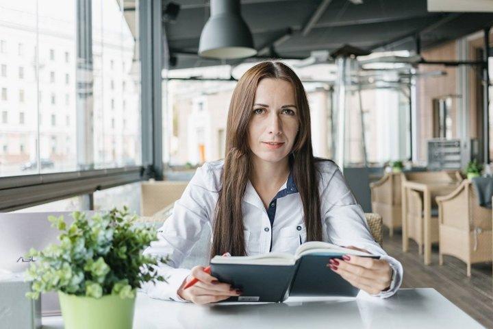 Оксана Ванчук. Фото из личного архива