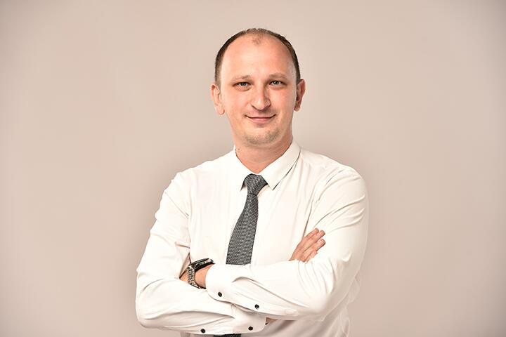 Александр Кондрашонок. Фото предоставлено компанией ASER
