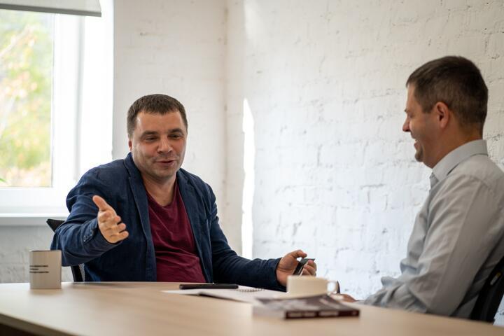 Николай Липкин. Фото: Дарья Грищенкова, probusiness.io