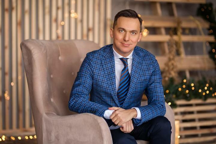 Константин Караченцев, фото из личного архива
