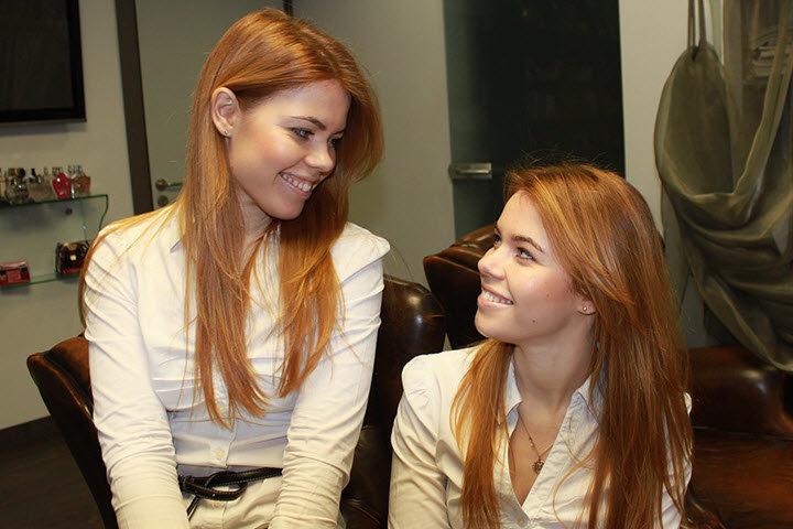 Фото из личного архива Маши и Нины Ботвинкиных