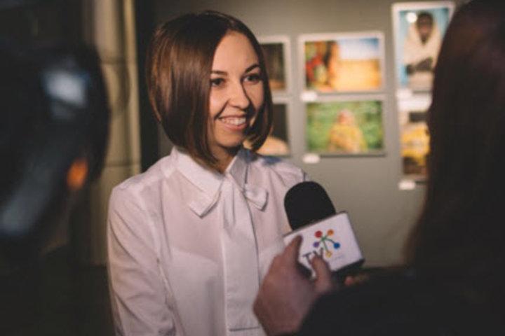 Анна Цыбульская. Фото из личного архива