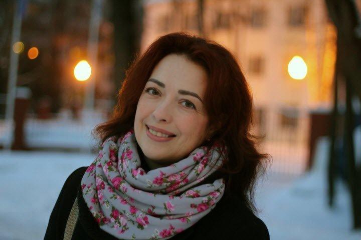 Ольга Песецкая. Фото из личного архива