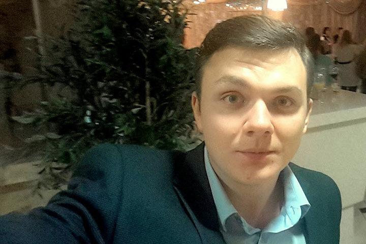 Владислав Кулецкий. Фото из личного архива