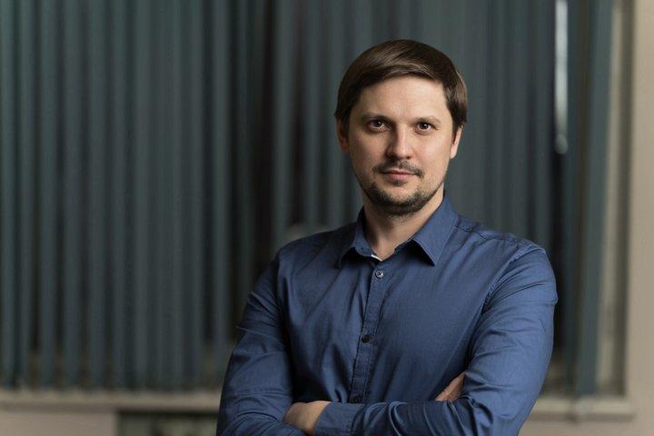 Дмитрий Аполенис. Фото с сайта marketing.by