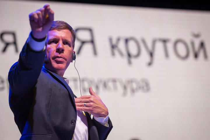 ФОТО: В Минске выступит гуру менеджмента Дэйв Логан!