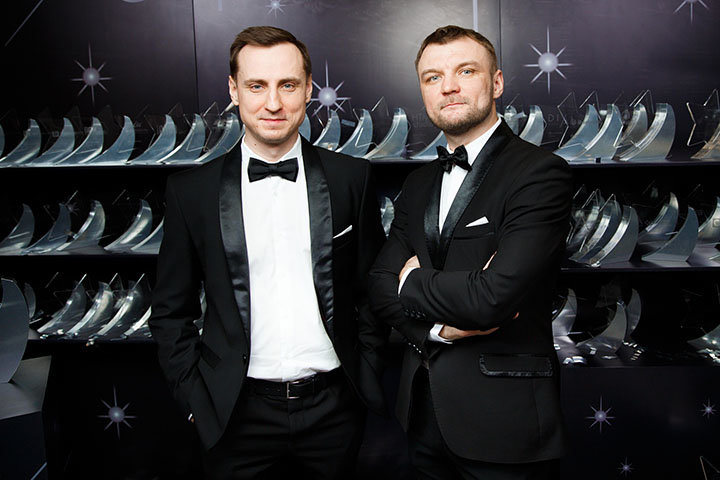 Олег Гончаренко и Павел Харитонов. Фото предоставлено автором