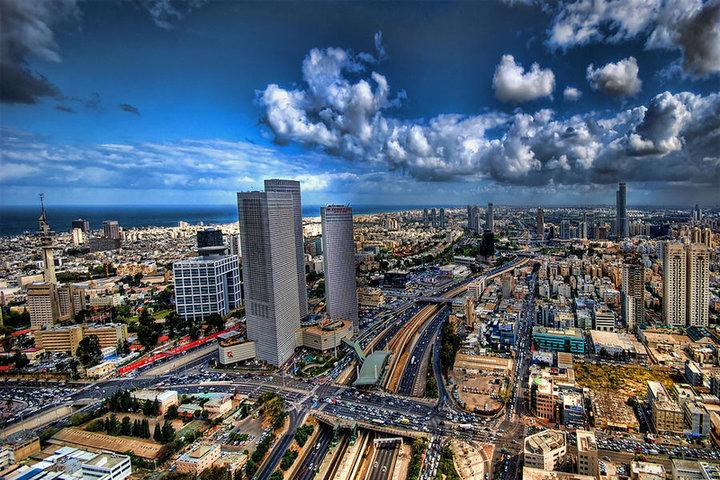 Тель-Авив. Фото с сайта yandex.by
