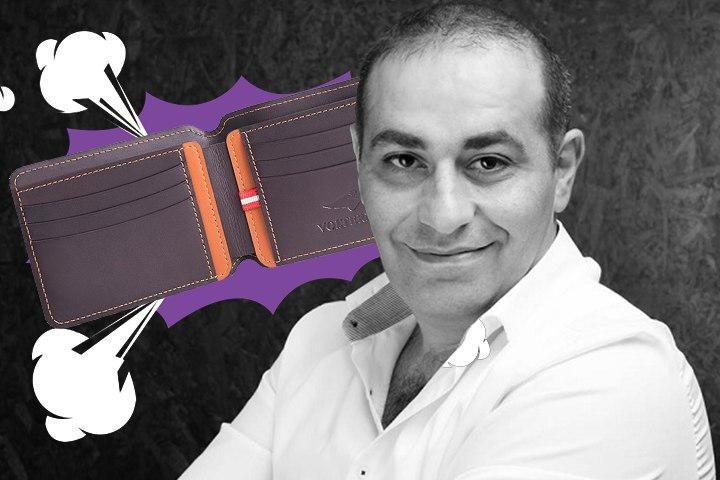 Азат Товмасян и умный кошелек