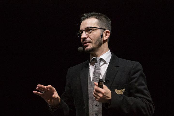 ФОТО: Андрей Курпатов выступит в Минске на бизнес-форуме