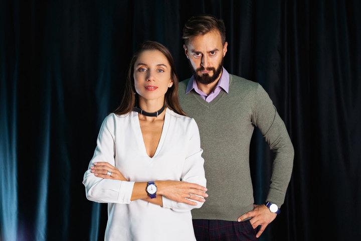 Катерина Максимова и Александр Ханин. Фото: Александр Глебов, probusiness.io