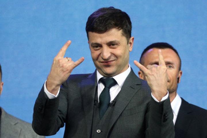 Владимир Зеленский. Фото: TUT.BY