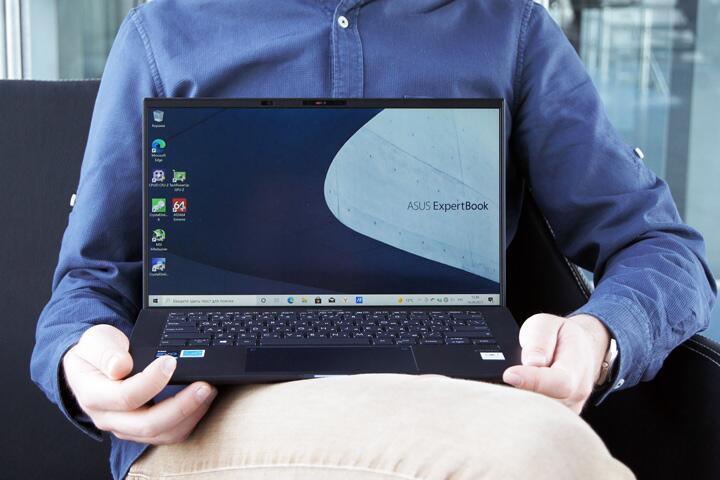 ФОТО: Ноутбук бизнес-класса весом меньше килограмма: обзор ASUS ExpertBook B9