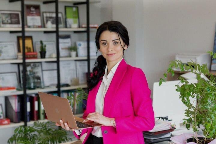 Сертифицированный бизнес-коуч, коуч первых лиц компаний Анастасия Занкович