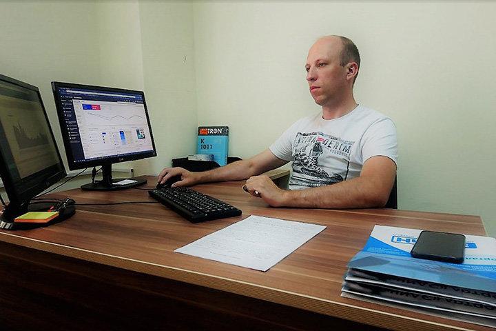 Дмитрий Цалко. Фото из личного архива автора