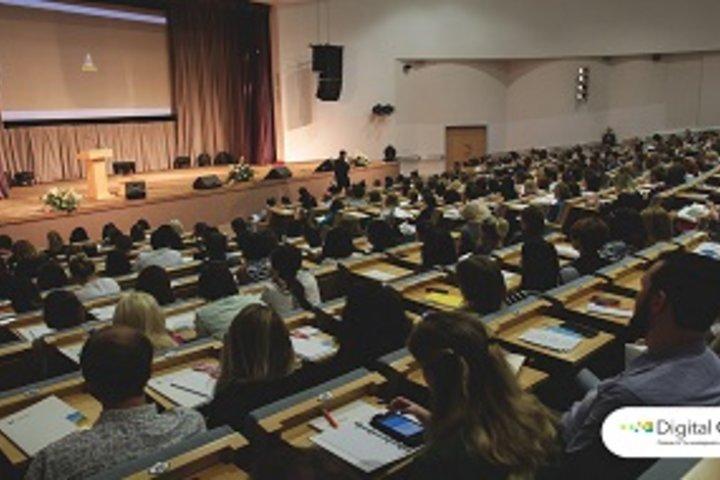 ФОТО: Конференция Digital GO: научись продвигаться и продавать через интернет