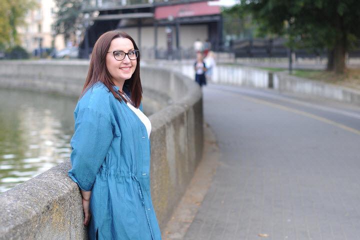 Екатерина Варганова. Фото из личного архива