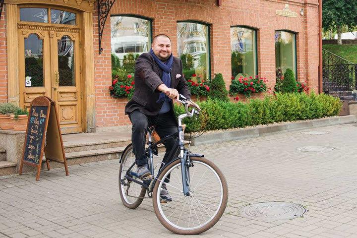 Егор Иванов. Фото из личного архива