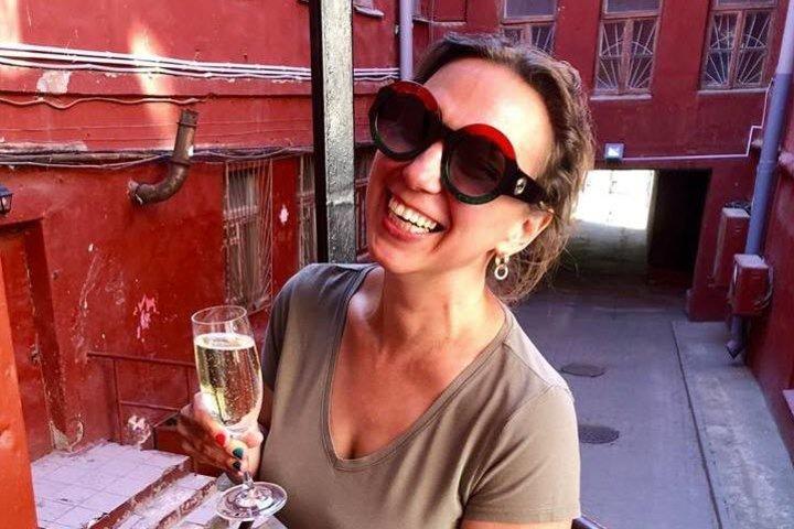 Оксана Колтович. Фото из личного архива