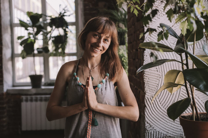 Наталья Новикова. Фото из личного архива