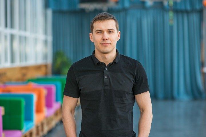 Александр Юрьев. Фото предоставлено PR-службой Crafta.ua
