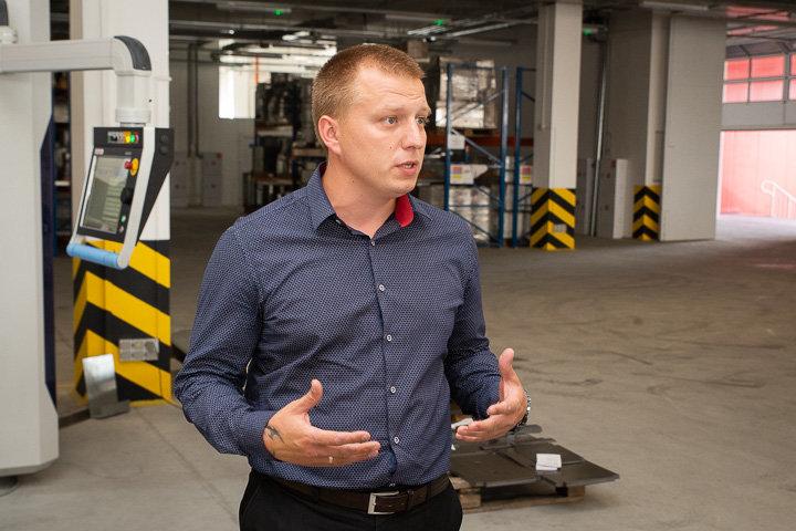"""ФОТО: «Изначально нехотел делать """"как у всех""""». Предприниматель открыл завод в «Великом камне» — и изменил свою жизнь"""