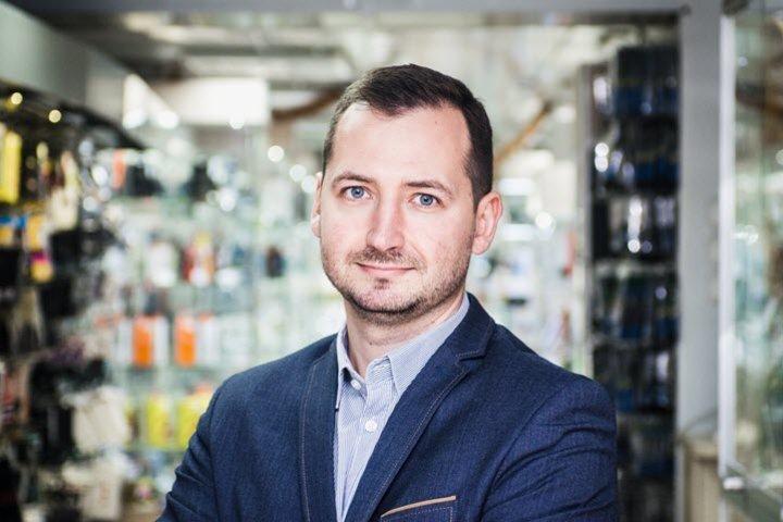 Дмитрий Золотарев. Фото из личного архива