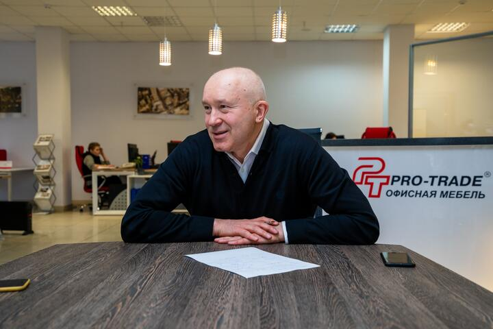 Олег Надин. Фото: Дария Гращенкова, probusiness.io