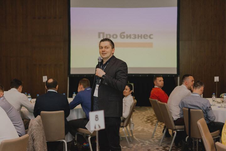 ФОТО: Встреча Клуба Про бизнес cегодня. Темы: бизнес в Казахстане, мотивация сотрудников