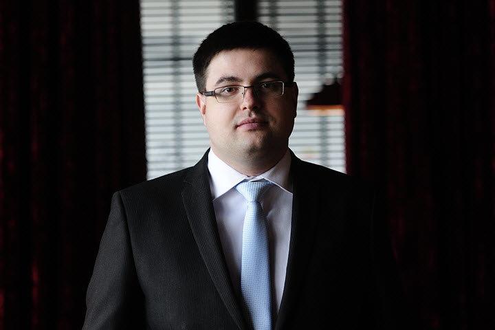 Михаил Недвецкий. Фото из личного архива