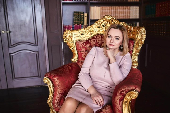 Олеся Пономаренко. Фото из личного архива