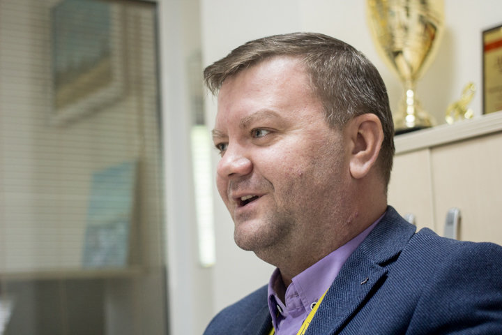 Павел Мирошниченко. Фото: Алексей Пискун, probusiness.by
