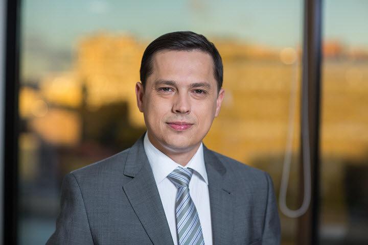 Илья Юрьев. Фото из архива компании