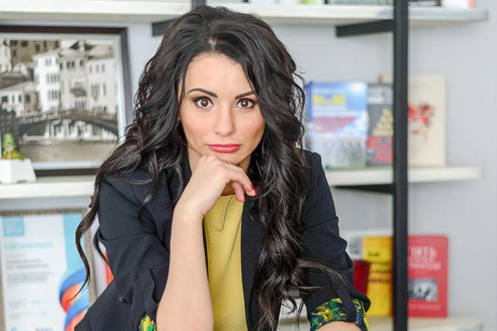 Анастасия Занкович. Фото из личного архива