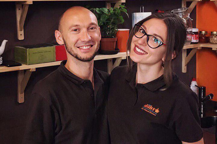 Игорь и Оксана Бондар. Фото из личного архива