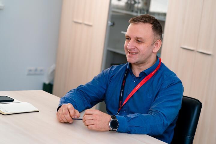Андрей Дворецков. Фото: Дария Гращенкова, probusiness.io