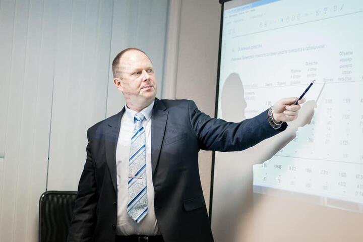 ФОТО: Семинар «Антикризисный финансовый менеджмент» для руководителей малого бизнеса