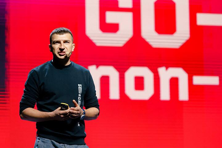 Сергей Вайнилович. Фото из личного архива