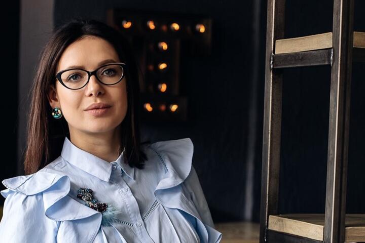 Виктория Матвиенко. Фото из ее личного архива