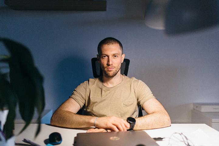 Илья Мутовин. Фото из личного архива