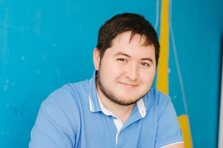 Тимур Акджигитов. Фото из личного архива