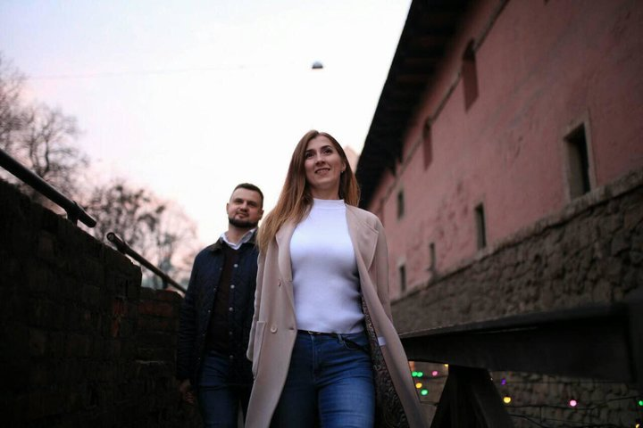 Дарья и Денис Березины. Фото из личного архива