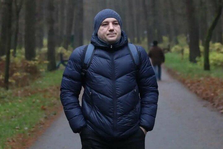 Денис Денисенко, фото из личного архива