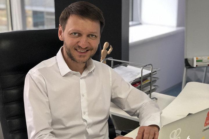 Андрей Городник. Фото из личного архива