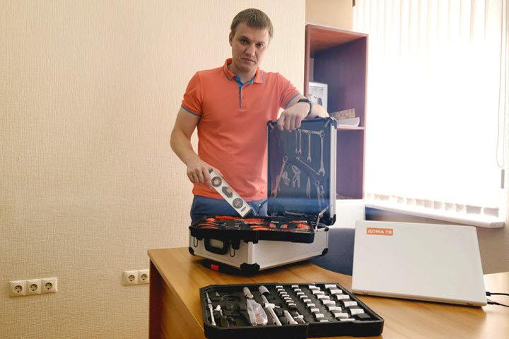 Александр Кондрашов. Фото из личного архива
